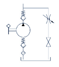 pompa_hydrauliczna_nozna_BPSE-15_schemat